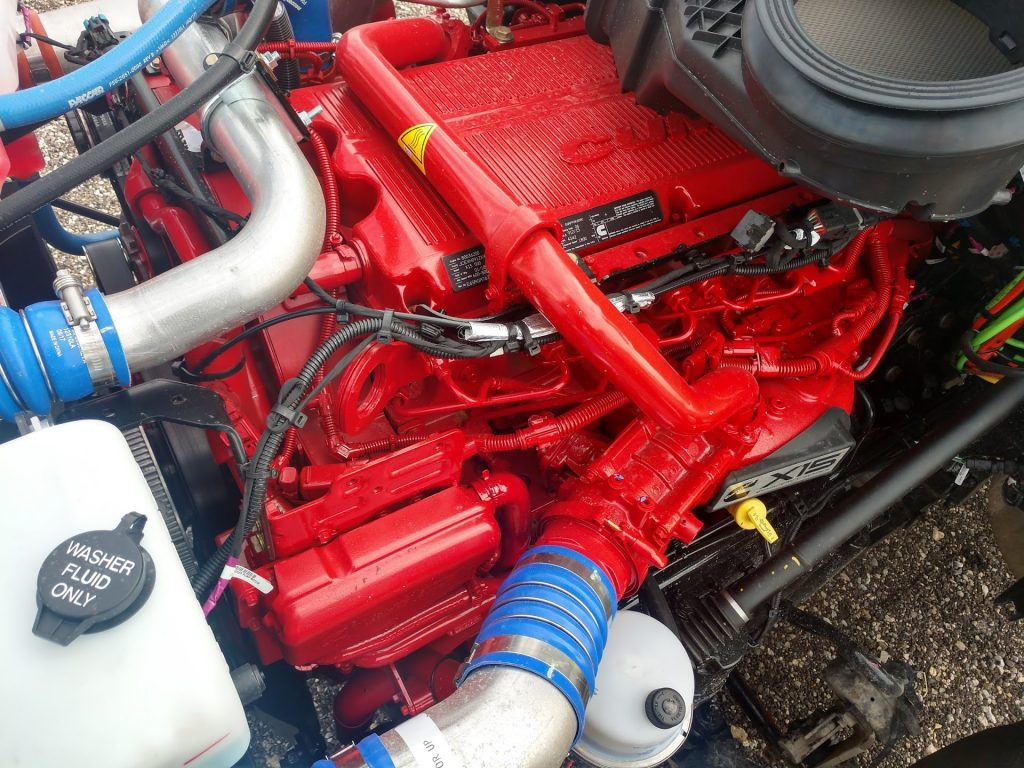 Diesel engine repair x15